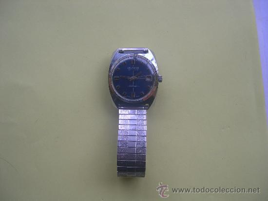 RELOJ CUERDA GRANDE (Relojes - Pulsera Carga Manual)