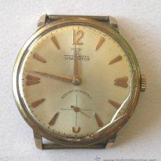Relojes de pulsera: RELOJ PULSERA CABALLERO INSAWATCH 3,6 MM, FUNCIONA. . Lote 32486473
