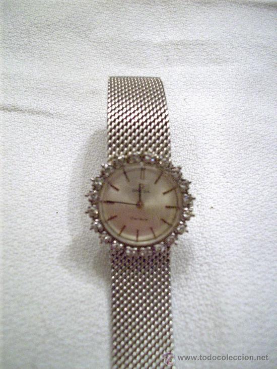 Reloj Omega Blanco