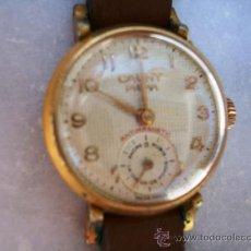 Relojes de pulsera: ANTIGUO RELOJ DE SEÑORA CAUNY PRIMA . Lote 27455563