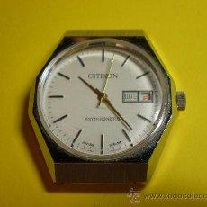 Relojes de pulsera: RELOJ DE PULSERA DE CABALLERO MARCA CITIKON. Lote 23510609