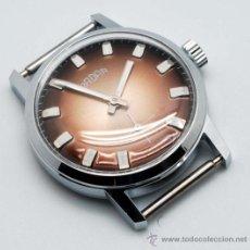 Relojes de pulsera: RELOJ CADETE RADAR NIQUELADO AÑOS 60. Lote 111322362