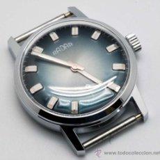 Relojes de pulsera: RELOJ CADETE RADAR NIQUELADO CON SEGUNDERO AÑOS 60. Lote 252003110