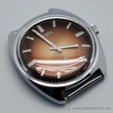 Relojes de pulsera: RELOJ CABALLERO RADAR NIQUELADO CON SEGUNDERO A LAS 6 AÑOS 60. Lote 183649193