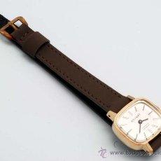 Relojes de pulsera: RELOJ SEÑORA ROYMAT 17 JEWELS INCABLOC CUERDA AÑOS 60. Lote 21651012