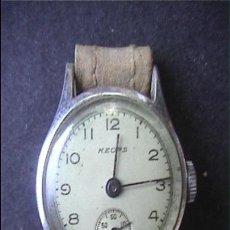Relojes de pulsera: RELOJ PULSERA SEÑORA CUERDA KEOPS 20MM FUNCIONA. Lote 21667611