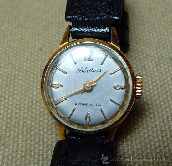 DamaA Antiguo DamaA Antiguo Reloj Cuerda1950sBlattina PulseraDe PulseraDe Reloj Cuerda1950sBlattina Yb6f7ygv