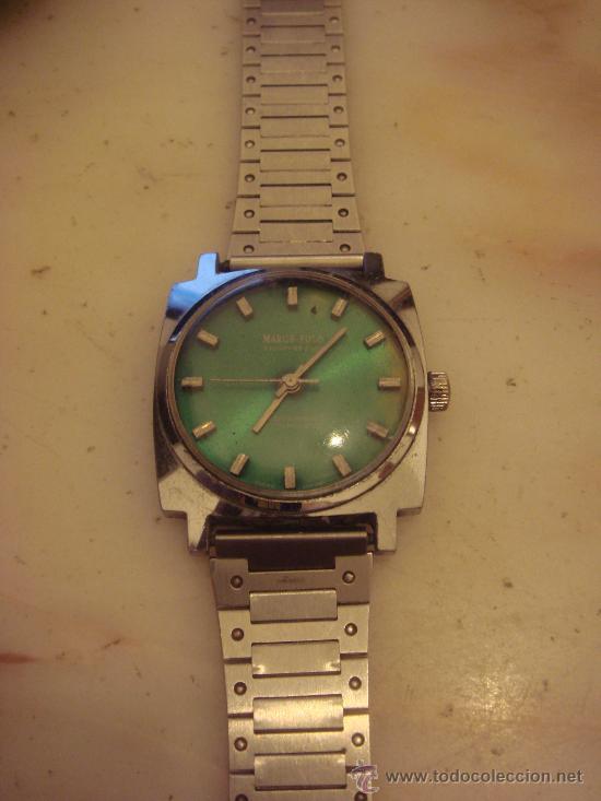 reloj de pulsera marco polo discovery-27 años 6 - Comprar Relojes ...