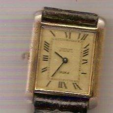 Relojes de pulsera: RELOJ DE CUERDA PATIC-17 JEWELS ANTICHOC-NUMERADO 11500-NO FUNCIONA. Lote 24379437
