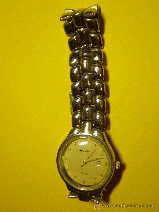 RELOJ THERMIDOR QUARTZ DE PULSERA.ANTIGUO (Relojes - Pulsera Carga Manual)