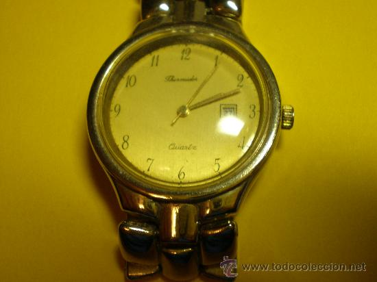 Relojes de pulsera: reloj thermidor quartz de pulsera.antiguo - Foto 2 - 23963704