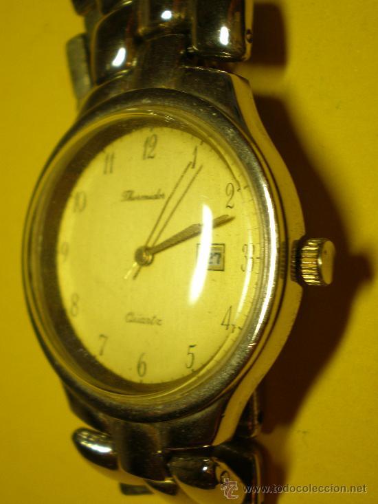Relojes de pulsera: reloj thermidor quartz de pulsera.antiguo - Foto 3 - 23963704