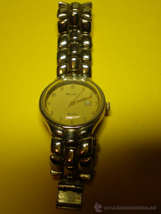 Relojes de pulsera: reloj thermidor quartz de pulsera.antiguo - Foto 4 - 23963704