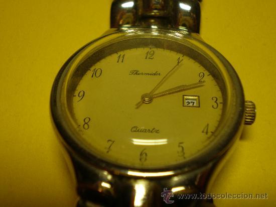 Relojes de pulsera: reloj thermidor quartz de pulsera.antiguo - Foto 5 - 23963704