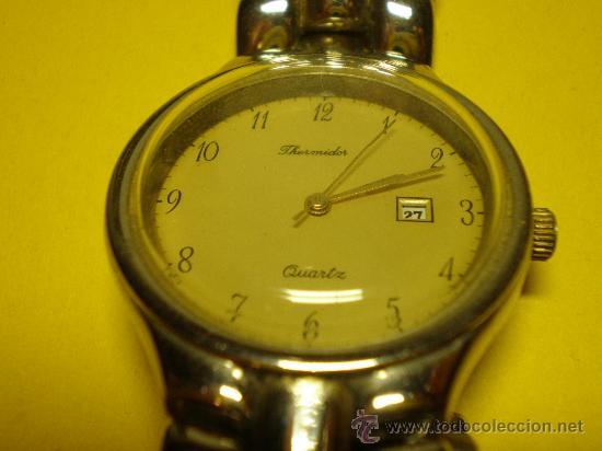 Relojes de pulsera: reloj thermidor quartz de pulsera.antiguo - Foto 6 - 23963704