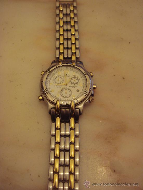 243dc34db972 Reloj de pulsera caballero lotus chronograph ac - Vendido en Subasta ...