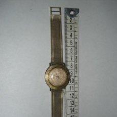Relojes de pulsera: RELOJ DE PULSERA. FESTINA. ORO DE 18 K. PESO TOTAL DEL RELOJ 54,3 GRAMOS.. Lote 26829856