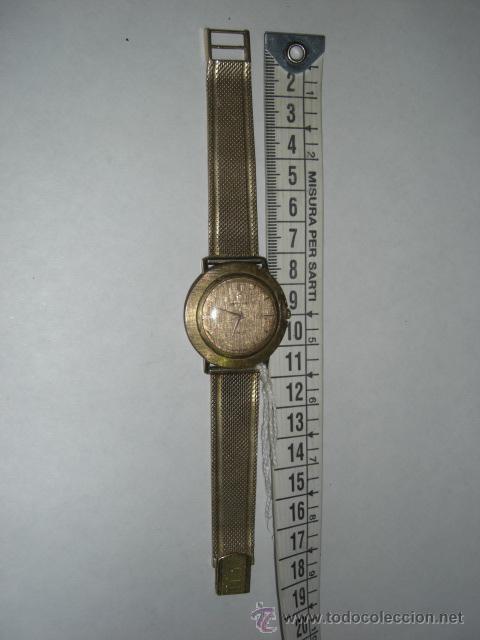 Relojes de pulsera: Reloj de pulsera. Festina. Oro de 18 k. Peso total del reloj 54,3 gramos. - Foto 2 - 26829856