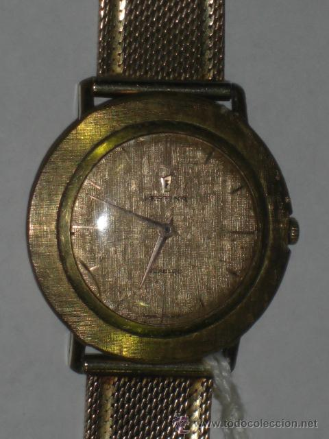 Relojes de pulsera: Reloj de pulsera. Festina. Oro de 18 k. Peso total del reloj 54,3 gramos. - Foto 3 - 26829856