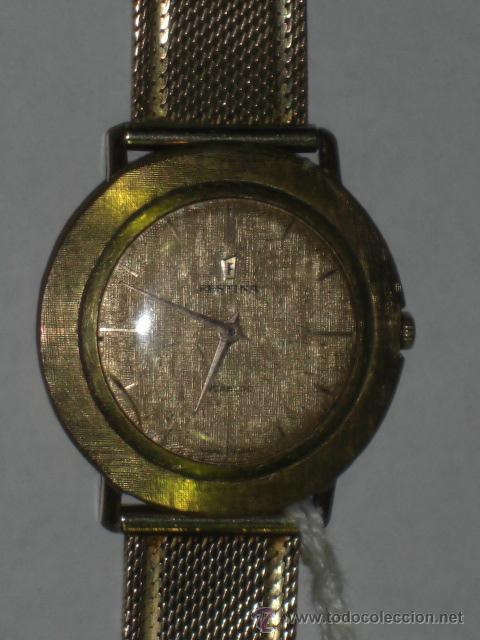Relojes de pulsera: Reloj de pulsera. Festina. Oro de 18 k. Peso total del reloj 54,3 gramos. - Foto 9 - 26829856