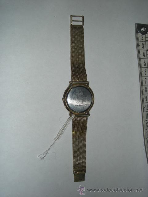 Relojes de pulsera: Reloj de pulsera. Festina. Oro de 18 k. Peso total del reloj 54,3 gramos. - Foto 8 - 26829856