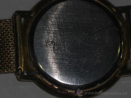 Relojes de pulsera: Reloj de pulsera. Festina. Oro de 18 k. Peso total del reloj 54,3 gramos. - Foto 7 - 26829856