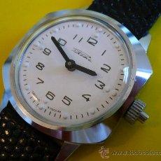 Relojes de pulsera: RELOJ PARA INVIDENTES -RAKETA- -RAREZA-. Lote 29314236