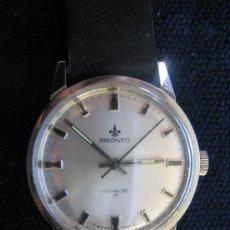 Relojes de pulsera: RELOJ PRONTO INABLOCK 17 DE STAINLESS STEEL ANTIMAGNETIC WATERRESISTANT A CUERDA VER FOTOS. Lote 27311318
