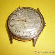 Relojes de pulsera: RELOJ RECORD WATCH CO. GENEVE,PARA RESTAURAR. Lote 24935829