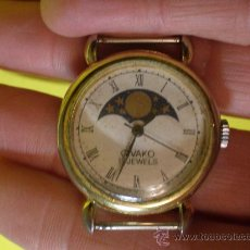 Relojes de pulsera: RELOJ GIVAKO DE CARGA MANUAL 17 RUBIES. . Lote 25065939