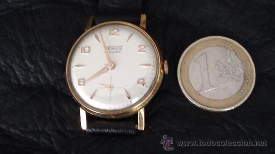 RELOJ MARCA VENUS (Relojes - Pulsera Carga Manual)