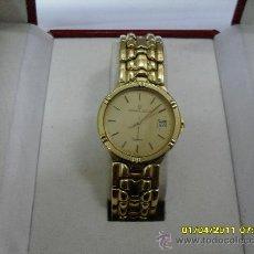 Relojes de pulsera: RELOJ ORO 18K CABALLERO. Lote 25926985