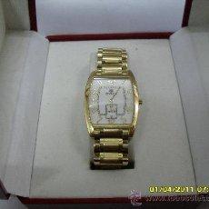Relojes de pulsera: RELOJ ORO 18K CABALLERO. Lote 25927086