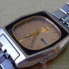 Relojes de pulsera: ANTIGUO RELOJ, SEIKO 5, AUTOMATICO, PULSERA, DE CABALLERO, 1960S. Lote 114223419