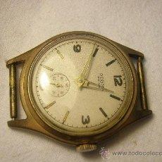 Relojes de pulsera: RELOJ DOGMA PRIMA CHAPADO ORO G. Lote 26726186