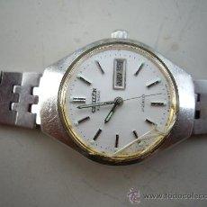 Relojes de pulsera: CITIZEN AUTOMATICO CARGA CUERDA POR MOVIMIENTO. Lote 27293174