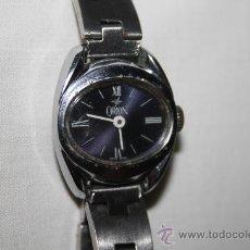 Relojes de pulsera: RE036 RELOJ ORION PARA SEÑORA - NÚMEROS ROMANOS - DESCONOCEMOS SI FUNCIONA. Lote 27998602