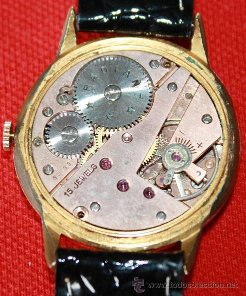 Relojes de pulsera: RELOJ RADIANT - Foto 5 - 28125034
