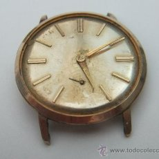 Relojes de pulsera: RELOJ TRESSA DE CABALLERO, ENCHAPADO EN ORO - NO FUNCIONA. Lote 29169924