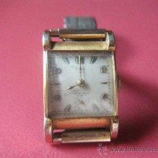 Relojes de pulsera: ANTIGUO ORIS 15 RUBIES - ENCHAPADO - FUNCIONANDO PERFECTISIMAMENTE- MODELO MUY POCO COMUN. Lote 29263570