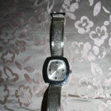 Relojes de pulsera: RE073 RELOJ JONAS 23 IN THE FASHION - PULSERA DE METAL - DESCONOCEMOS SI FUNCIONA. Lote 29707574