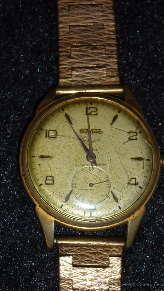 antiguo reloj duward triumph f2997b10723b
