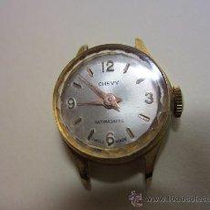 Relojes de pulsera: RELOJ DE PULSERA DE SEÑORA