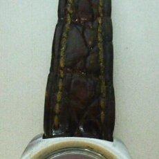 Relojes de pulsera: RELOJ PULSERA SRA. CRISTAL WATCH 17 JEWELS INCABLOC - SWISS MADE AÑOS 70. Lote 30017504