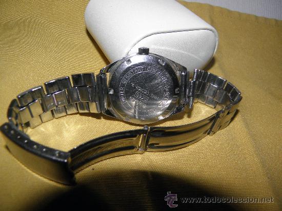 Relojes de pulsera: ANTIGUO CITIZEN A CUERDA MANUAL. AÑOS 60. 35 MM. FUNCIONANDO BIEN. DESCRIPCION Y FOTOS,. - Foto 3 - 30055399