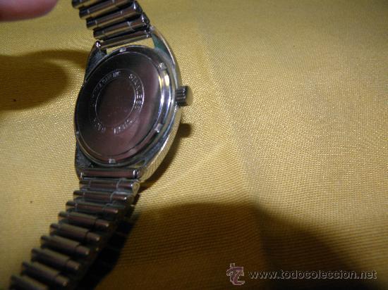 Relojes de pulsera: ANTIGUO VERNI - AÑOS 60. 17 RUBIS. 37 MM. - FUNCIONANDO. FOTOS VARIAS. - Foto 3 - 30055718