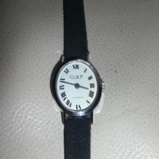 Relojes de pulsera: RELOJ DE MUJER CLER. FABRICADO EN SUIZA. 17 RUBIS. ORIGINAL VINTAGE. FUNCIONANDO.. Lote 30147976