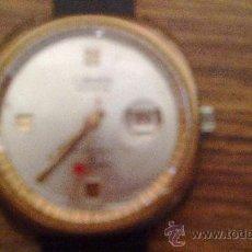 Relojes de pulsera: CASWATCH SUPER 28 - ANTIMAGNETIC.STARMASTER.SEGUNDERO.CALENDARIO - CABALLERO - FUNCIONANDO. Lote 30336121