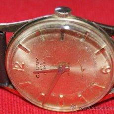 Relojes de pulsera: RELOJ CAUNY. Lote 30441601