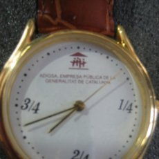 Relojes de pulsera: RELOJ DE LA EMPRESA ADIGSA. Lote 30545618
